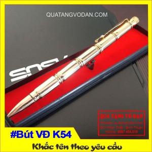 Bút vỏ đạn K54 khắc theo yêu cầu
