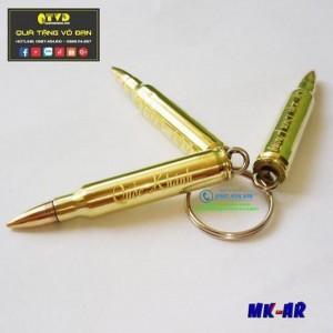 Móc khóa vỏ đạn AR15