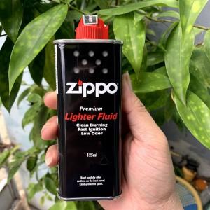 Xăng Zippo mỹ chính hãng