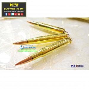 Móc khóa vỏ đạn Đại liên M30