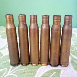 Vỏ đạn 12ly7 đồng