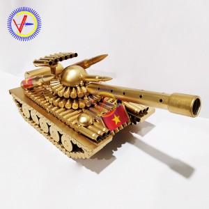 Xe tăng vỏ đạn cattut 03  - XT3
