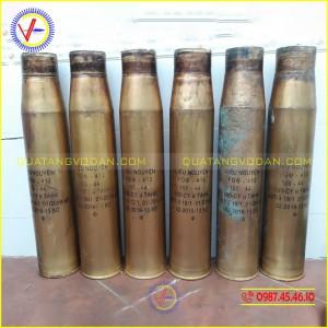 Vỏ đạn pháo 100 mm (100 ly) đồng