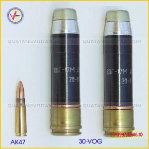 Vỏ đạn 30mm VOG
