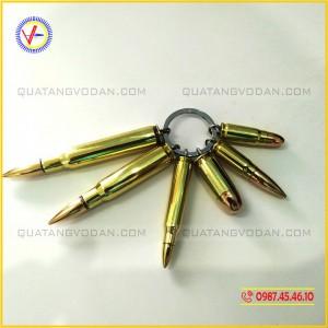 Combo 6 móc khóa đạn