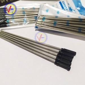 Ruột bút vỏ đạn cox 0.7mm mực đen