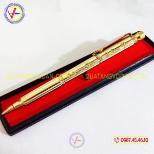 Bút vỏ đạn AR15 khắc tên theo yêu cầu