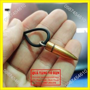 Dây chuyền đầu đạn M30 - Dây cao su